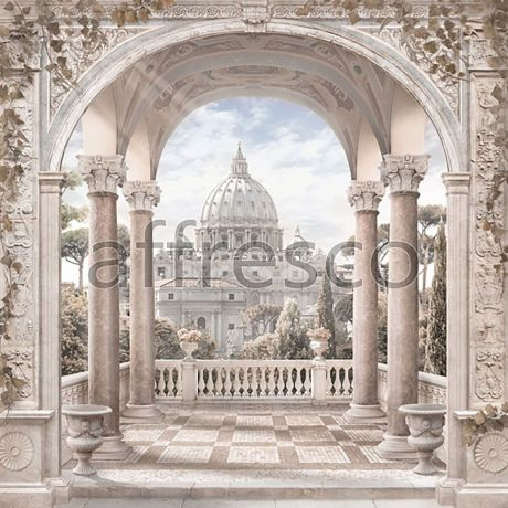 Фреска AFFRESCO 6520 (250 см x 250 см)
